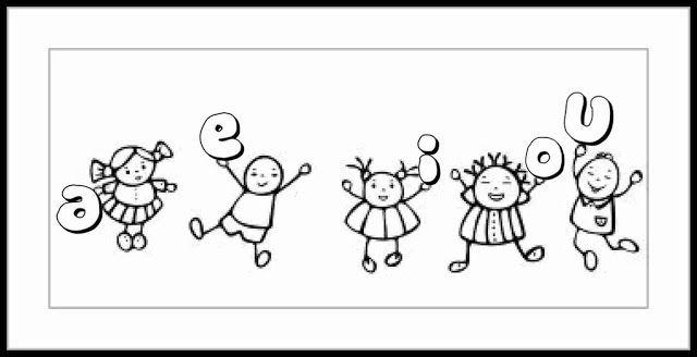 Infantil Mercedarias: villancico con las vocales...
