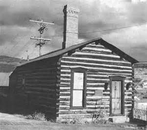 Leadville Colorado Is An Ordinary Two Room Miner S Cabin