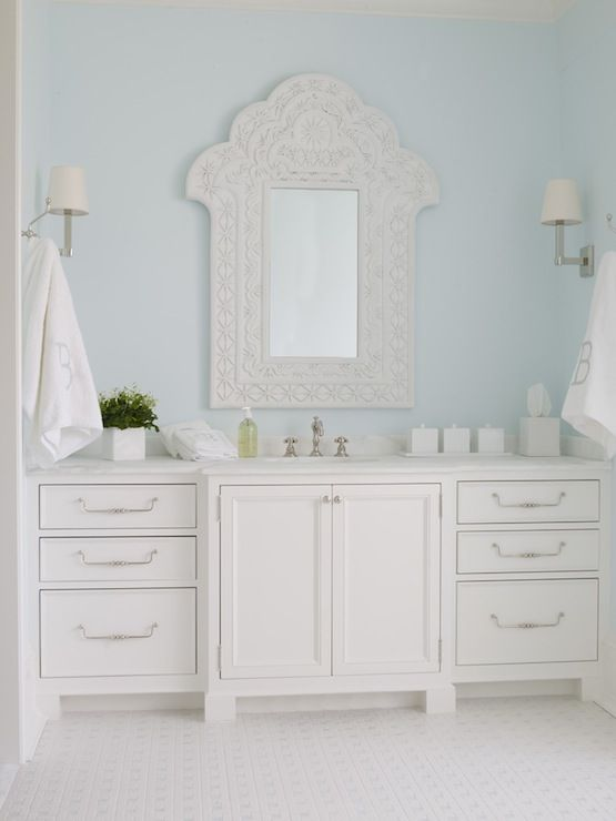 I've Got the Monday Blues with 10 Dazzling Blue Bathrooms