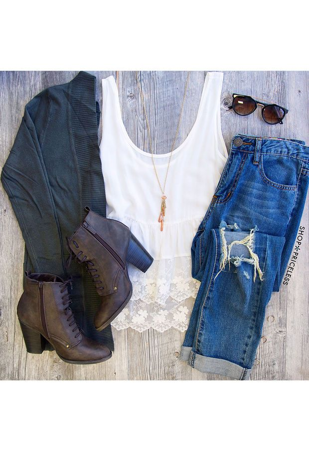 Casual outfit. | You can find this at => http://feedproxy.google.com/~r/amazingoutfits/~3/RH8L9klWc40/photo.php