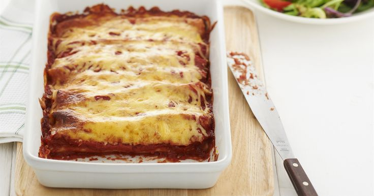 Pumpkin and ricotta cannelloni | OverSixty