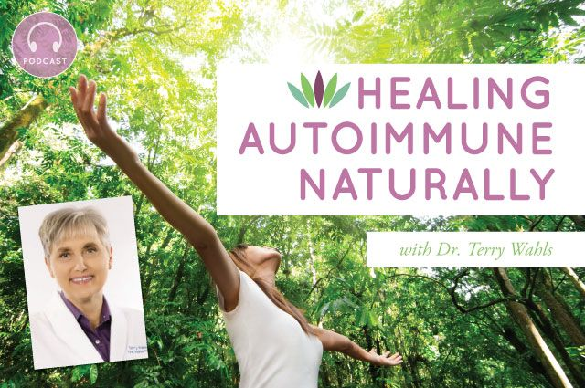 Dr. Terry Wahls talks to Wendy about how she and you can heal autoimmune disease naturally. Dr. Wahls reversed her MS using the Paleo diet, supplements and various therapies, including an infrared sauna. Sounds like my kinda gal!