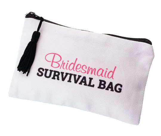 Lillian Rose Bridesmaid Wedding Day Survival Bag
