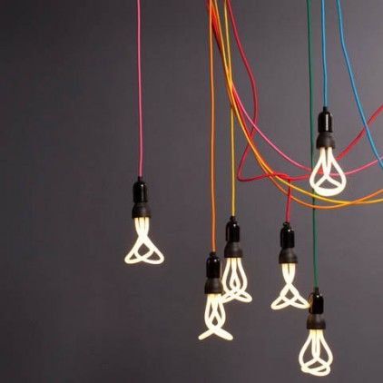 Plumen Low Energy Light Bulb from Bring it on Home Ltd   Made By Plumen   £19.95   BOUF