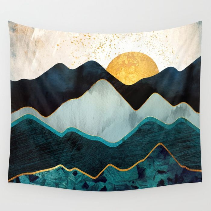 Available In Three Distinct Sizes Our Wall Tapestries Are Made Of 100 Lightweight Polyester With Hand Sewn Finished Edges Featuring Tapestry Art Prints Art