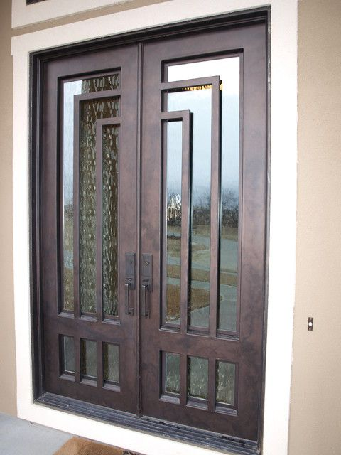 36 best images about doors on pinterest front doors for Front door with 6 windows
