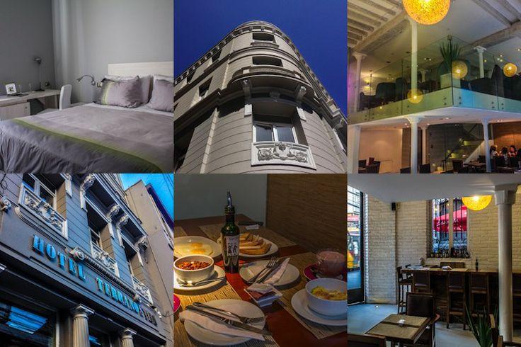 Cinco cosas que hacer en Valparaiso Hotel Terramar
