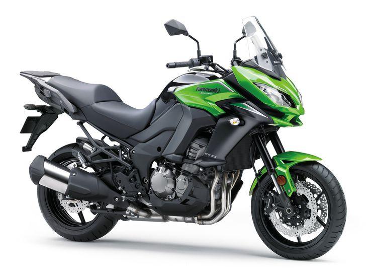 2017 Versys 1000 | Kawasaki Motors Australia