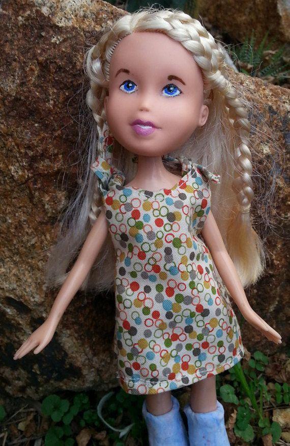 Gum Leaf Doll   OOAK repainted Bratz Doll with by thecraftypioneer