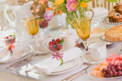 Table decoration ideas for mother s day spring fever pinterest