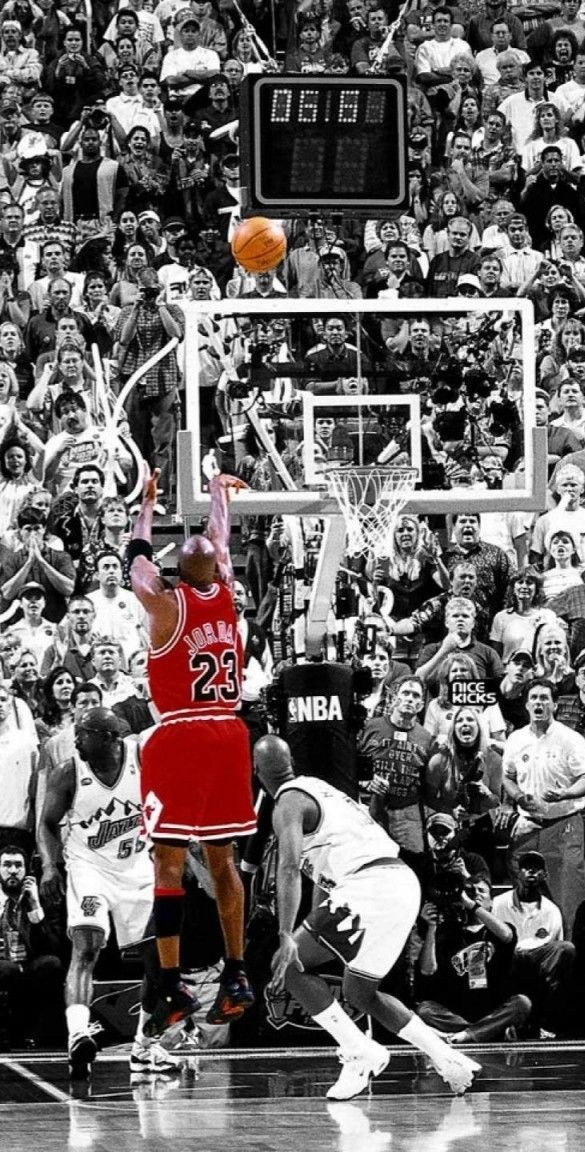 Great Capture Michael Jordan Wallpaper Iphone Basketball Wallpaper Basketball Wallpapers Hd