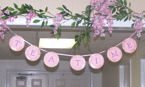 Lovely Ladies' High Tea Party Ideas   Belly Feathers :: Handmade Party Ideas Blog by Betsy Pruitt