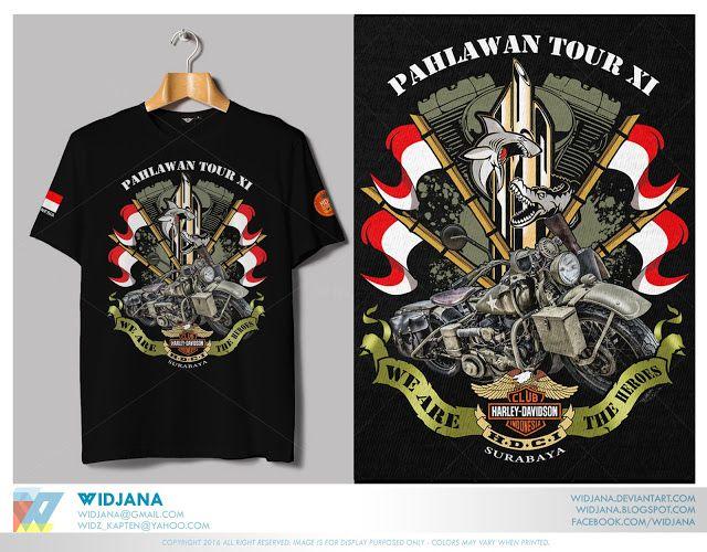 WIDJANA: HDCI SURABAYA PAHLAWAN TOUR 2016
