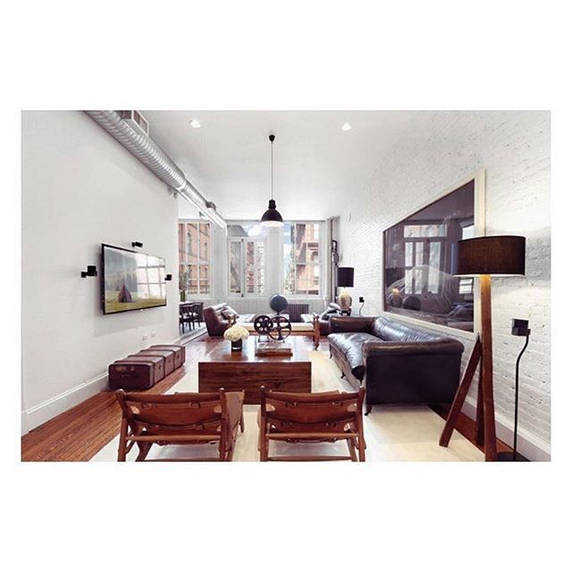 Howard Steet Loft ASH NYC Christian Harder Home Design