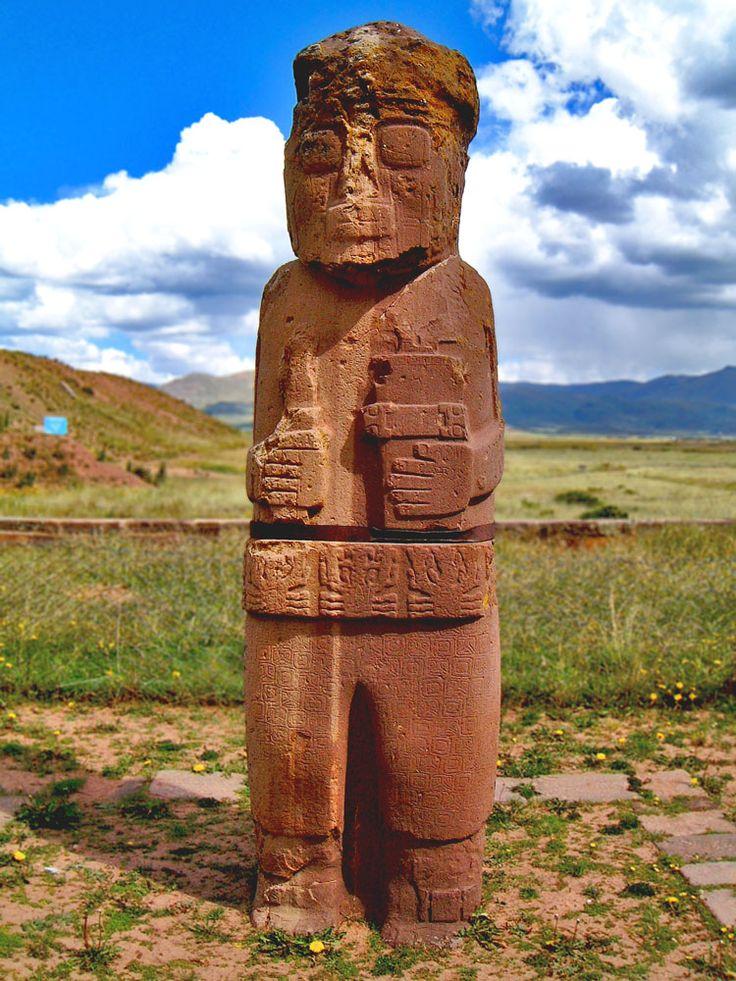 bolivia, tiwanaku, el fraile