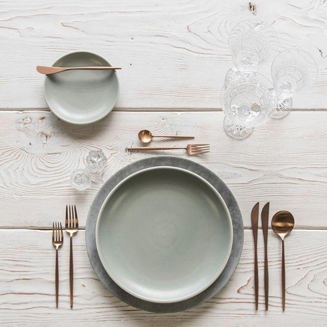 So inspired by this beautiful and elegant set-up by @casadeperrin ❤ #boudoir1861 boudoir1861#romance #setup #vintage #mint #wedding #weddinginspiration #weddingday #decoration #getinspired #boho #bohowedding #goldwedding