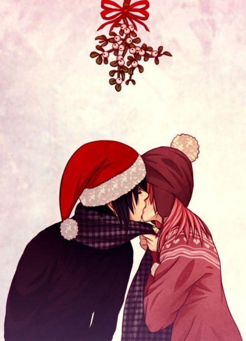 O Primeiro Natal juntos. Foto presente na prateleira dos Harunos. Perdição 2.