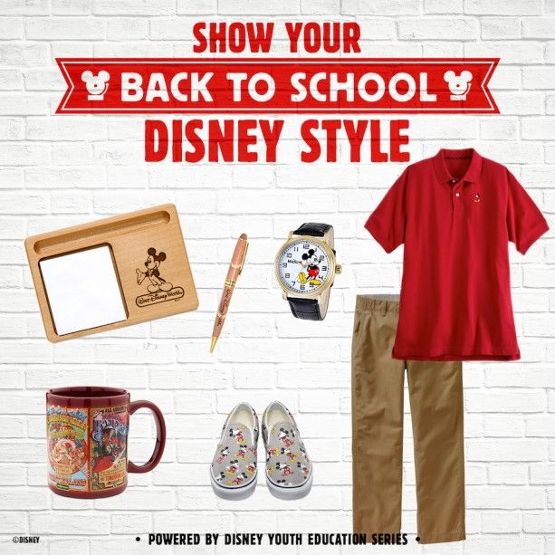 Disney back to school fashion show 22