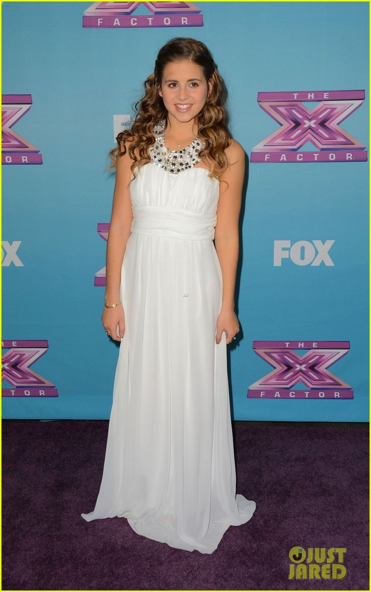 Carly Rose Sonenclar: 'X Factor' Finale Party!