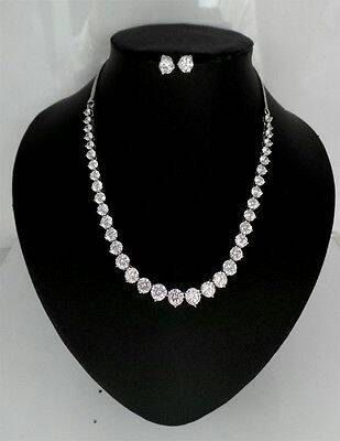 Check out this item in my Etsy shop https://www.etsy.com/au/listing/474082113/new-bridal-jewelry-setwedding-necklace