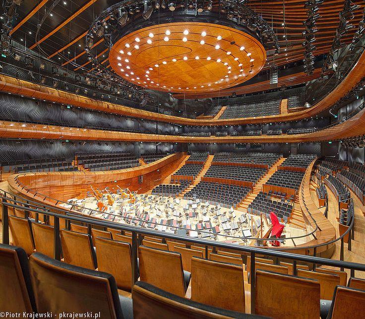 Polish National Radio Symphony Orchestra Katowice (NOSPR) | par Piotr Krajewski ( pkrajewski.pl )