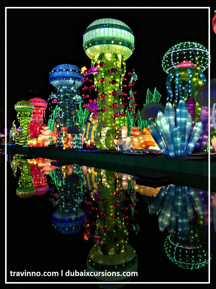 Dubai Glow Garden is a new concept being introduced.It is