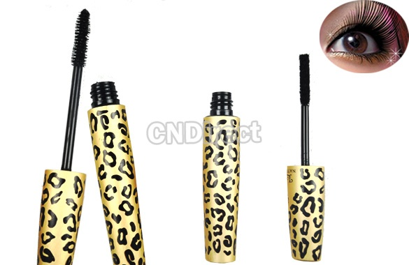 $4.90   2 Magic Leopard Lashes Fiber Mascara Brush Eye Black Long Makeup Eyelash Grower
