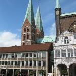 Lubeck - Lubeck Altstadt (Lubeck Oldtown)