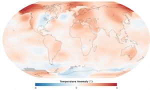 """Global Warming 'Pause' Didn't Happen, Study Finds. Reassessment of historical data and methodology by NOAA  debunks 'hiatus' hypothesis used by sceptics to undermine climate science. """"There is no slowdown in warming, there is no hiatus,"""" said lead author Dr Tom Karl, who is the director of Noaa's National Climatic Data Centre.  Dr Gavin Schmidt, a climatologist and the director of Nasa's Goddard Institute for Space Studies said: """"The fact that such small changes to the analysis make the…"""