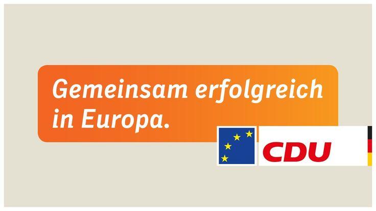 """DE """"Haben Sie das?"""" - Radiospot der CDU zur Europawahl"""