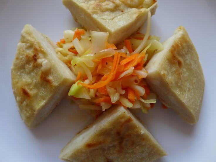 Pupusas et Curtido - Recette Salvadorienne | 196 flavors