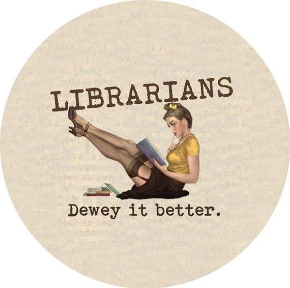Melvill Dewey es el creador de la clasificación decimal para bibliotecas que lleva su nombre [http://www.etsy.com] | #bibliotecas