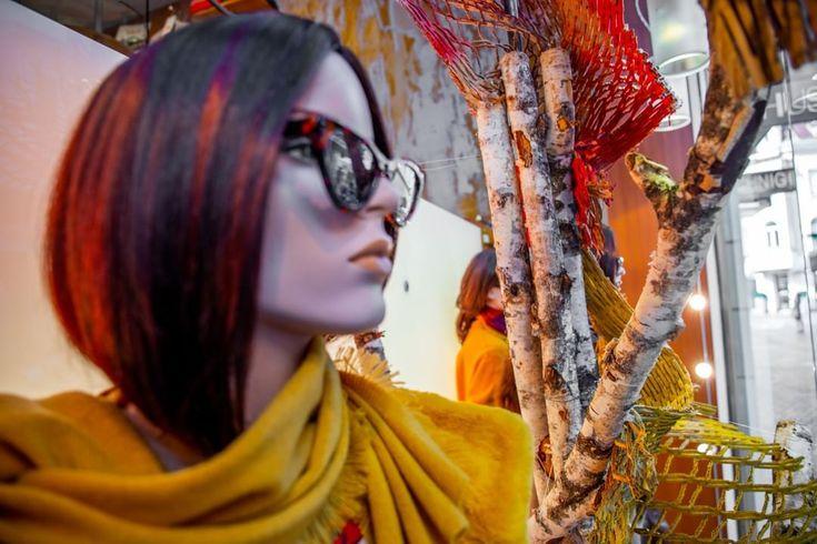 Wir Lieben Die Farben Des Herbstes Jetzt Bei Damenmoden Schuscha