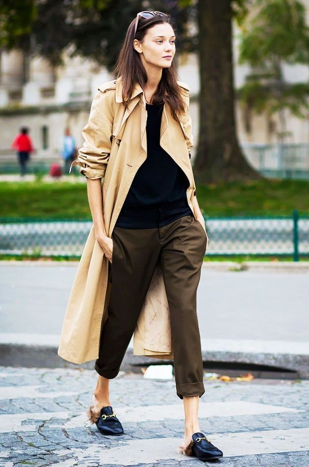 FALL / WINTER 2015-16 SHOE TRENDS: BACKLESS LOAFERS Time for Fashion waysify
