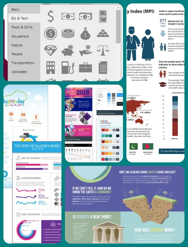 Cool Infographics Ideas In 2020 Infographic Web Design Big Data