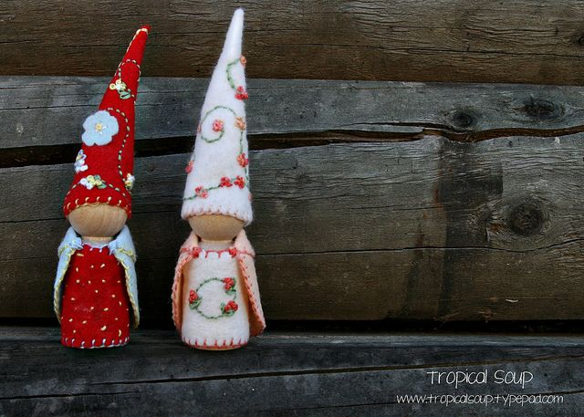 the gnomes by tropicalsoup, via Flickr