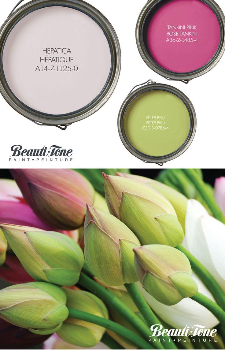 Romantic Bedroom Color Schemes: 50 Best Images About Beauti-Tone Colour Crush On Pinterest