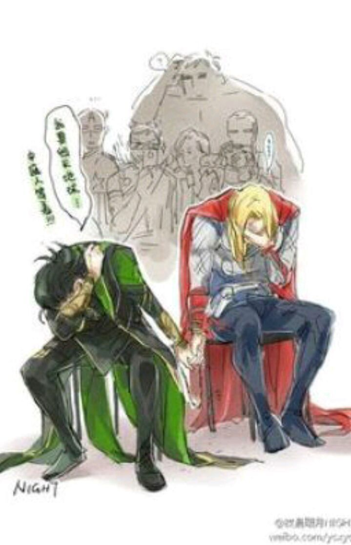 foto de Pin en Loki marvel