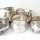 If you can spare one of your mom/grandmothers favorite silver wear (spoon). Makes a nice momento.