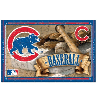 Chicago Cubs Puzzle by Wincraft (5.30.12) $9.95