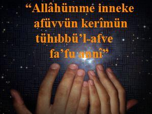 """""""Muhakkak bu Ramazan ayı size ulaştı. Bu ayda bin aydan hayırlı bir gece (Kadir Gecesi) vardır. O geceden mahrum kılınan kimse, bütün hayırlardan mahrum kılınmıştır."""" (Hadîs-i Şerîf, Sünen-i İbn-i …"""