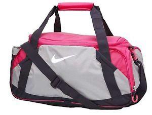 Nike Varsity Girl Ii Medium Duffle Gym Bag