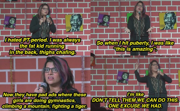 And on LIES.   9 Times India's Female Comedians Got TOO DAMN REAL