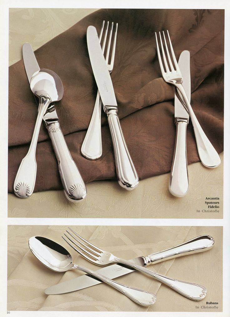 17 Best Images About Christofle On Pinterest Flatware