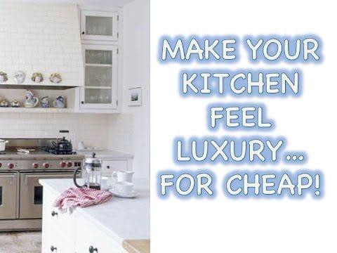 55 best diy primitive images on pinterest creative ideas for Cheap kitchen update ideas