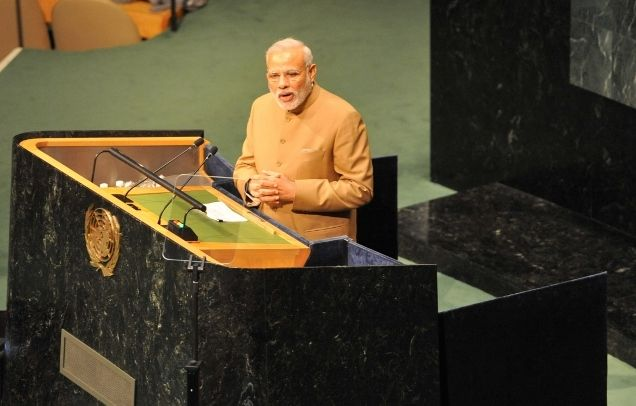 PM's statement at the United Nations Summit for the adoption of Post-2015 Development Agenda