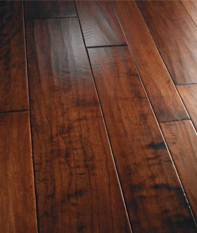 Fontana | Handscraped Wood Flooring | Bella Cera Floors