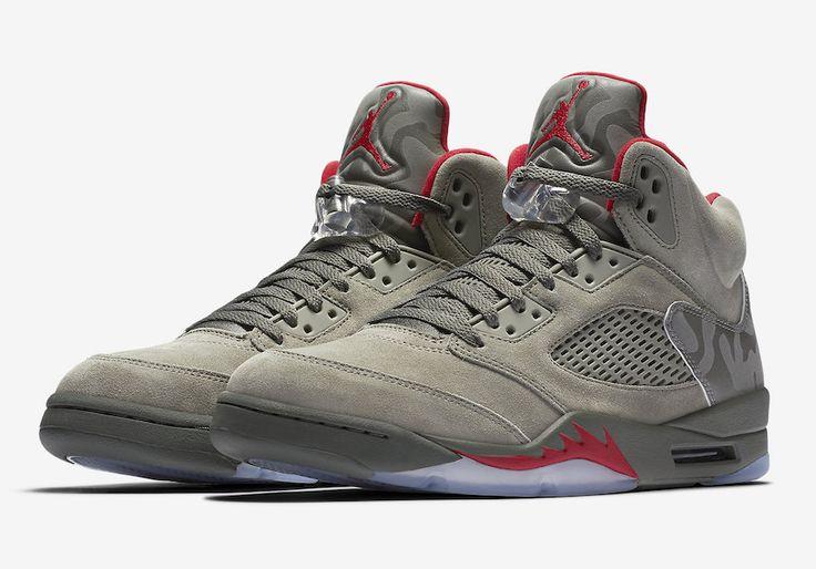 Air Jordan 5 Camo Release Date - Sneaker Bar Detroit