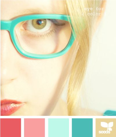 Color inspiration: eye for color