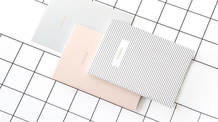 AOOMI DESIGN STUDIO NOTEBOOKS